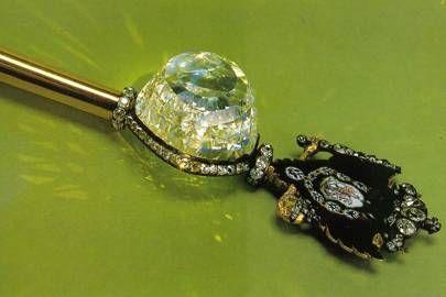 Великолепная коллекция драгоценностей Екатерины Великой