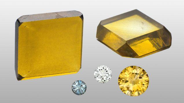 Что надо знать о синтетических алмазах
