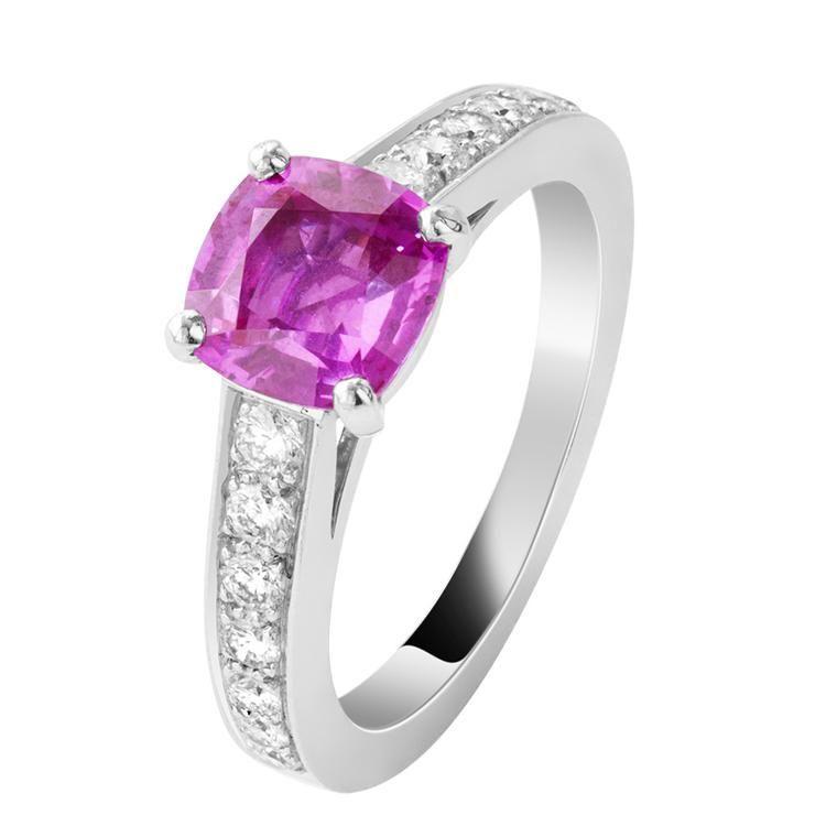 Обручальные кольца с цветными камнями: как выбрать подходящий драгоценный камень на всю жизнь