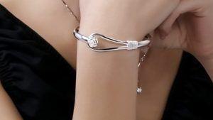 Серебряные браслеты: особенности, как выбрать и носить