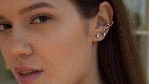 Каффы с бриллиантами: особенности, как выбрать и носить