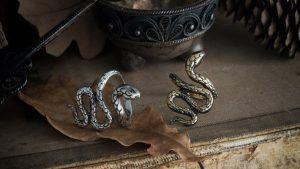 Кольцо-змея: особенности, как выбрать и носить