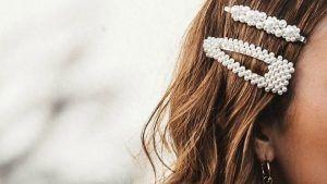 Модные ювелирные украшения на волосы