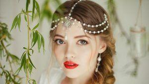 Лалатика: необычное индийское украшение на голову