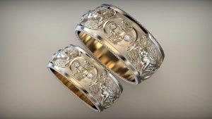 Венчальные кольца: особенности, как выбрать и носить
