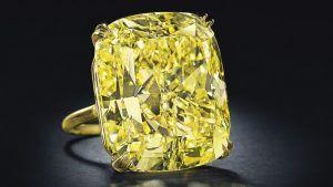 Желтые бриллианты: особенности и интересные факты