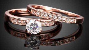 Розовое золото: свойства, особенности и отличия от других видов