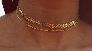 Цепочки под золото: особенности, как выбрать и носить