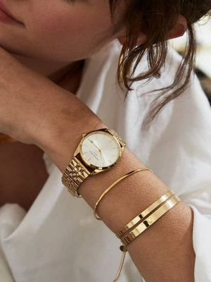 как сочетать часы и браслеты