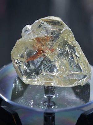крупный алмаз
