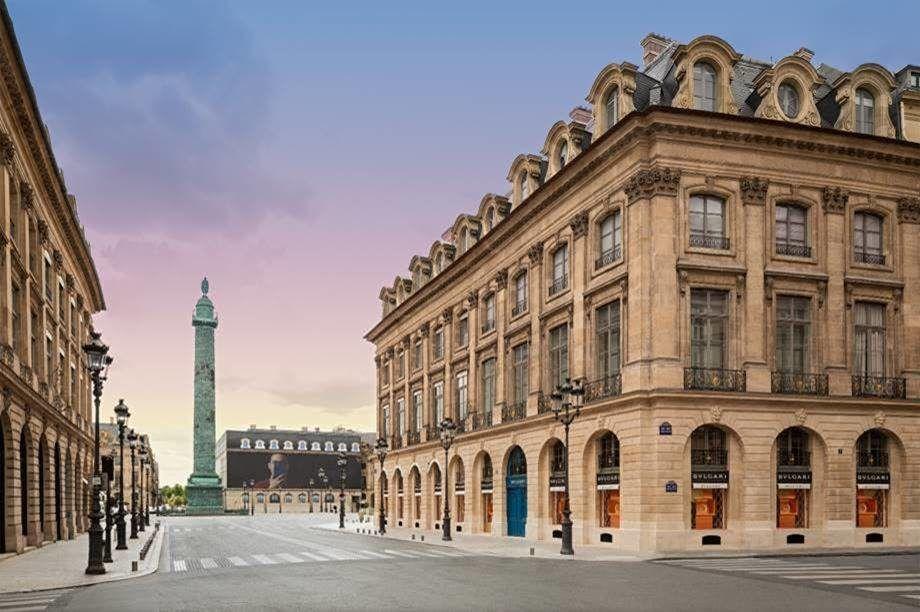 Новый магазин Bulgari на Вандомской площади в Париже