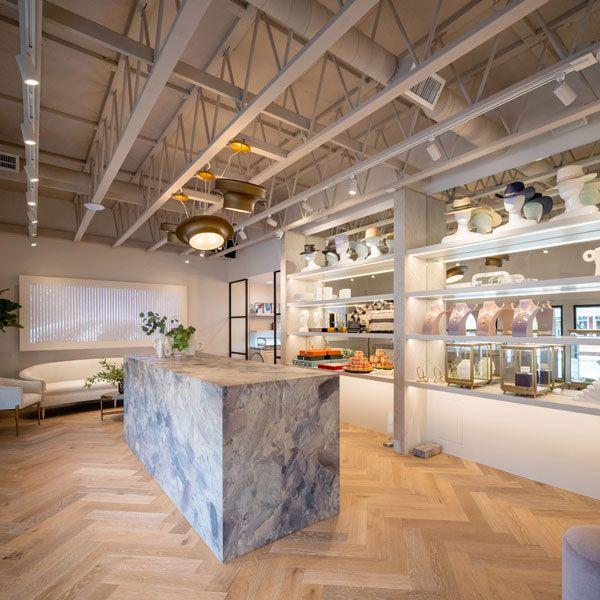 Внутри нового магазина Colette