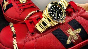 Gucci и Rolex чаще всего подделывают