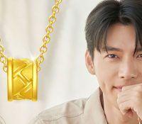 Хён Бин и Чоу Тай Фук создали специальную коллекцию украшений