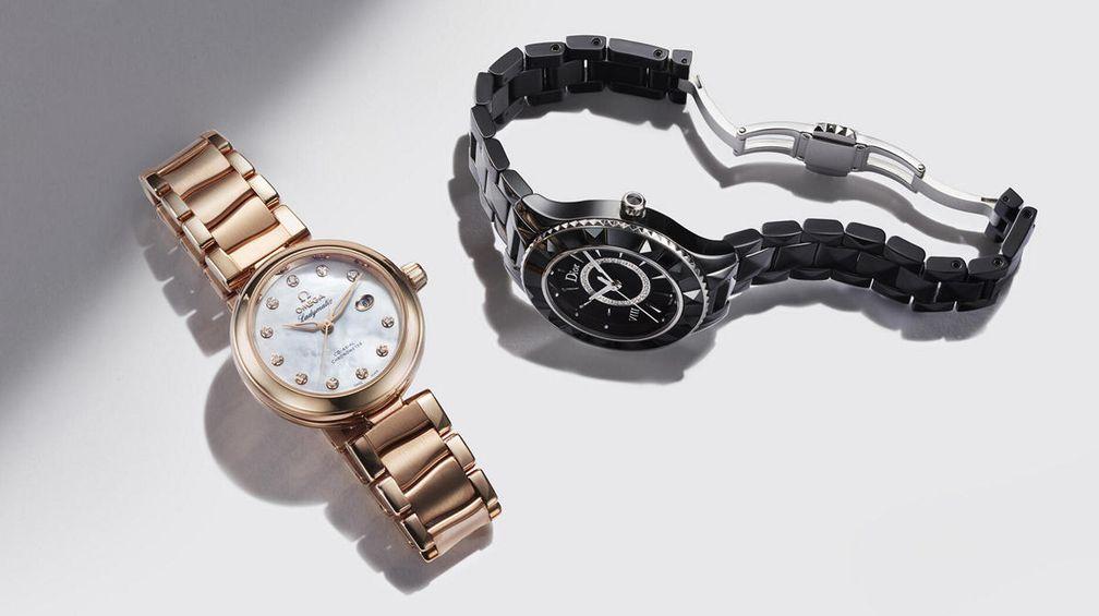 Эти подержанные часы предлагаются на сайте Net-a-Porter в рамках партнерства с Watchfinder & Co.