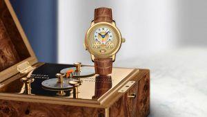 Montblanc предоставит редкие часы на благотворительный аукцион Only Watch 2021