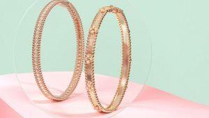 Van Cleef & Arpels украшает коллекцию Perlée сладким клевером