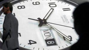 Компания Swatch Group: прибыль в первом полугодии
