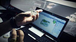 Компания Trans Atlantic получила рекордные $ 62 млн на тендере алмазного сырья
