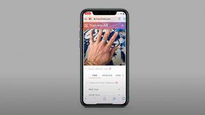 TrueView AR – новая технология виртуальной примерки