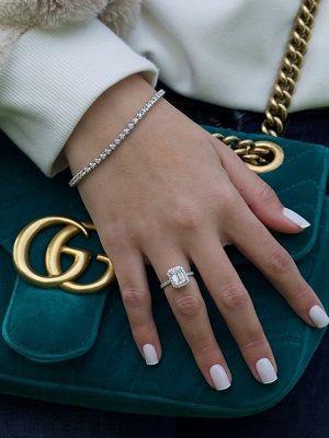 Серебряный браслет с бриллиантами: особенности, как выбрать и носить