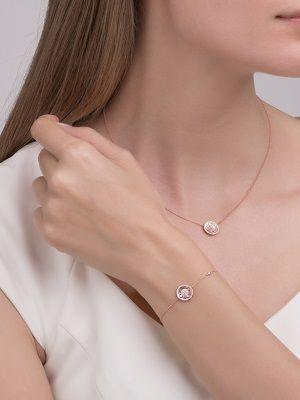 Золотой браслет с бриллиантами: особенности, как выбрать и носить