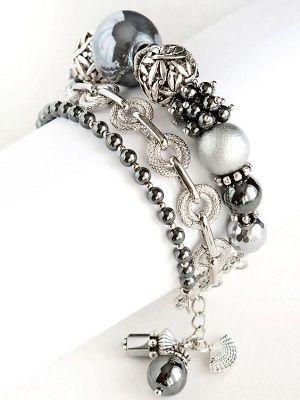 Женские браслеты с гематитом: особенности, как выбрать и носить