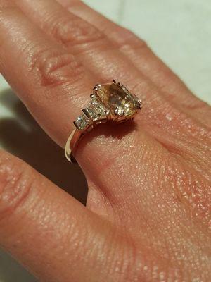 кольцо с битовнитом