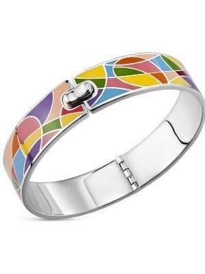 разноцветный браслет