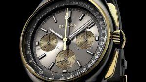 Bulova представляет памятные часы Apollo 15