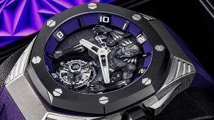 Часы Black Panther от Audemars Piguet и Marvel отправляются на аукцион