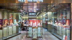 Продажи ювелирной компании Chow Sang Sang растут