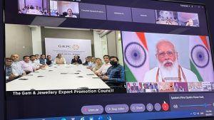 Индия нацелена на резкий рост экспорта