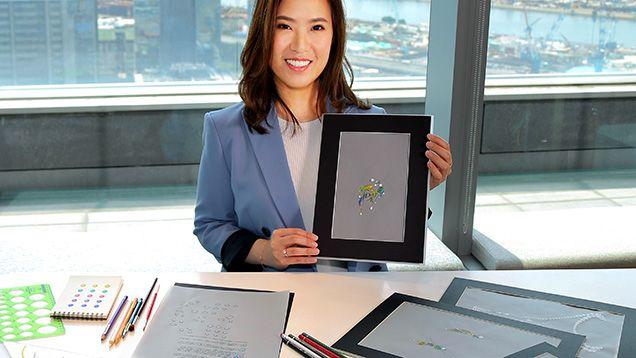 Белль Син Тинг Вонг получила премию Gianmaria Buccellati Foundation за выдающийся дизайн ювелирных изделий