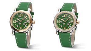 Chopard представляет новые часы для гольфа