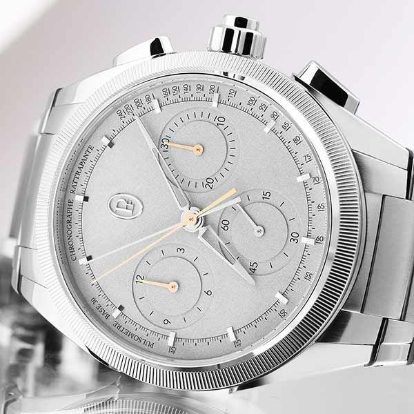 Tonda PF Split Seconds Chronograph от Parmigiani Fleurier из платины, 171 600 долларов