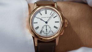 Редкие часы Филиппа Дюфура проданы за 7,3 миллиона долларов