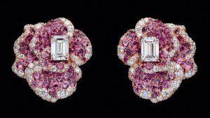 Коллекция украшений Dior, вдохновленная розами