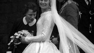 Тиара месяца: Тиара герцогини Кентской в день свадьбы