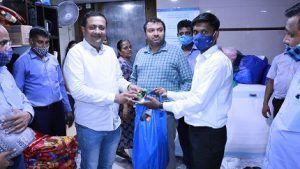Kiran Gems помогает пострадавшему от дождей индийскому району Конкан