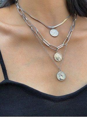 Серебряное колье без вставок: как выбрать и с чем носить