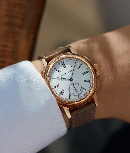 Компания A Collected Man только что продала эти часы Philippe Dufour за рекордные 7,63 миллиона долларов США