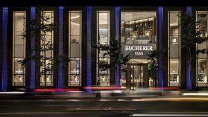 Bucherer завершает реконструкцию флагмана и представляет коллекцию Blue в США
