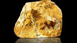 Burgundy покупает желтое алмазное сырье для запуска производства