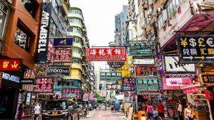 Розничные продажи в Гонконге все еще восстанавливаются