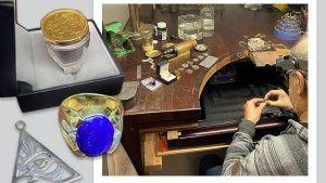 Новозеландский ювелир разработал новый сплав драгоценных металлов