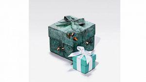 Дэниел Аршам переосмыслил голубую коробку Tiffany & Co.