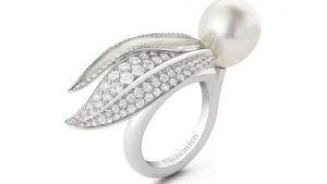 Кольца с жемчугом – идеальная альтернатива бриллиантам