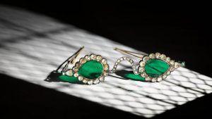 Очки из драгоценных камней за 3,5 миллиона долларов на аукционе Sotheby's