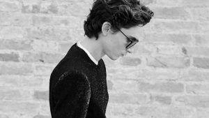 Тимоти Шаламе – новый друг Cartier